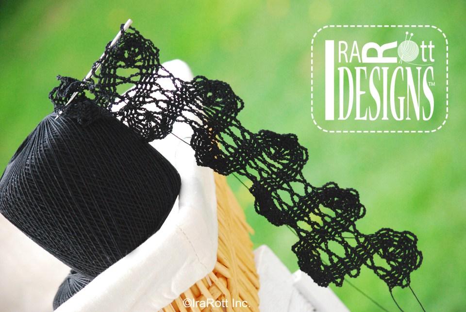 Bruges Crochet Lace Skirt Pdf Crochet Pattern Irarott Inc