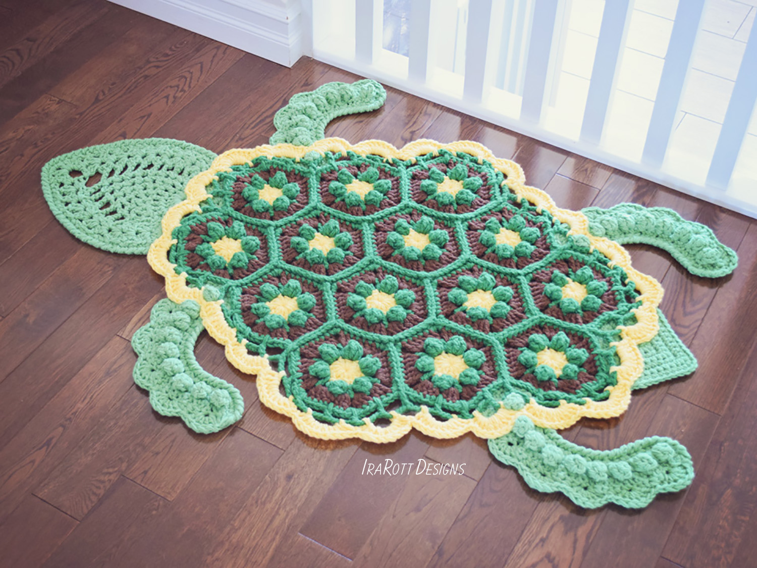 Crochet Rug Patterns Irarott Inc