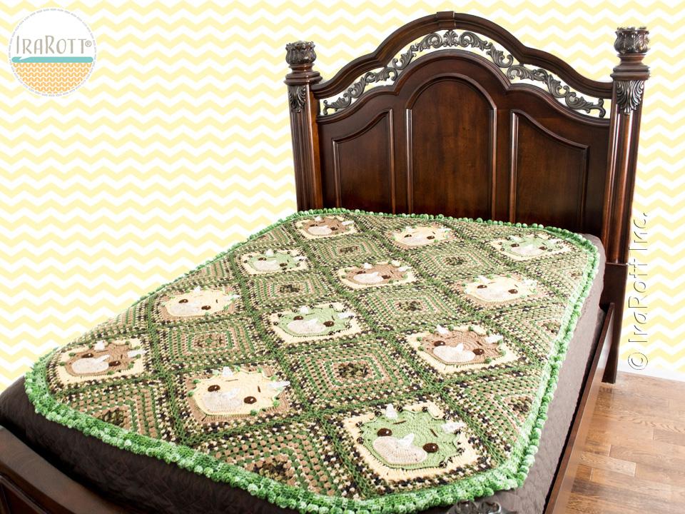 Blanket Patterns Irarott Inc