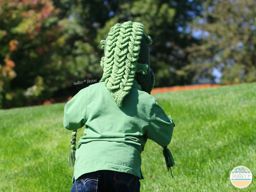 Crocodile animal hat Crochet Pattern for babies kids and adults by IraRott