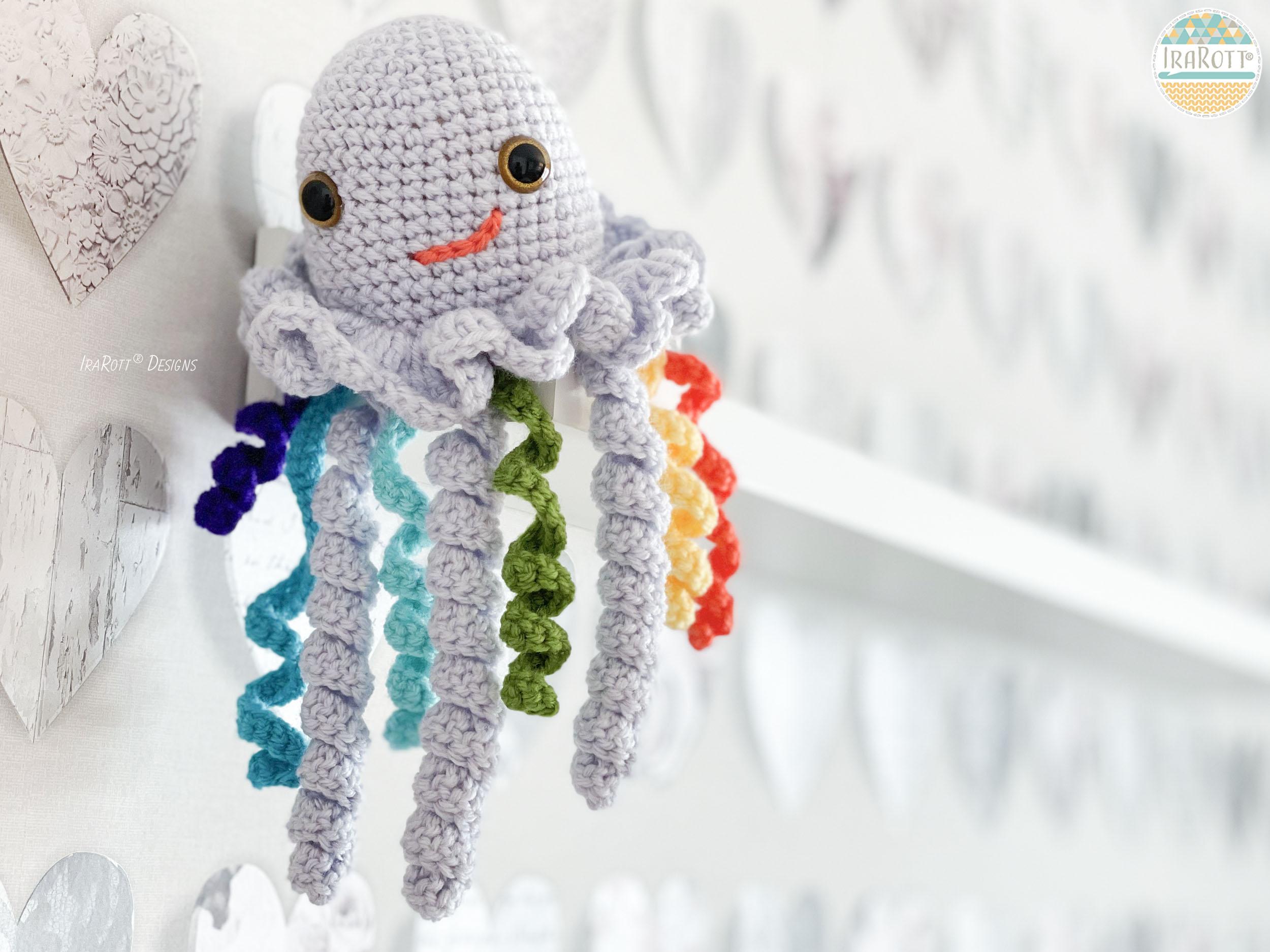 Amigurumi Monsters Free Crochet Patterns | 720x960
