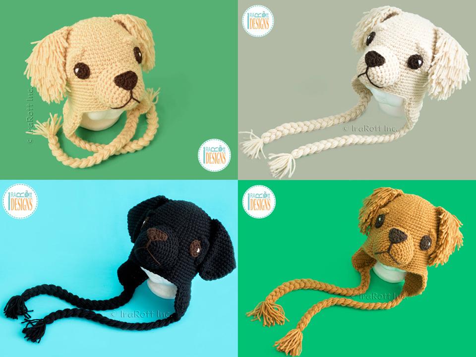 Labrador Puppy Amigurumi / Crocheted Toy | Etsy | 720x960