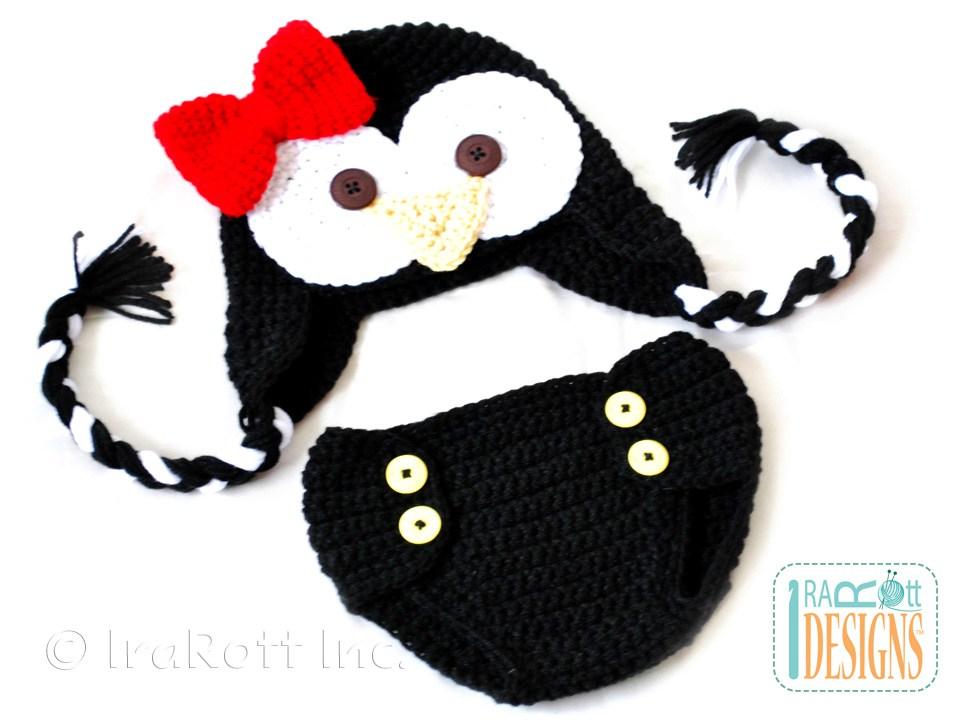 Free Crochet Penguin Slipper Pattern Traitoro For