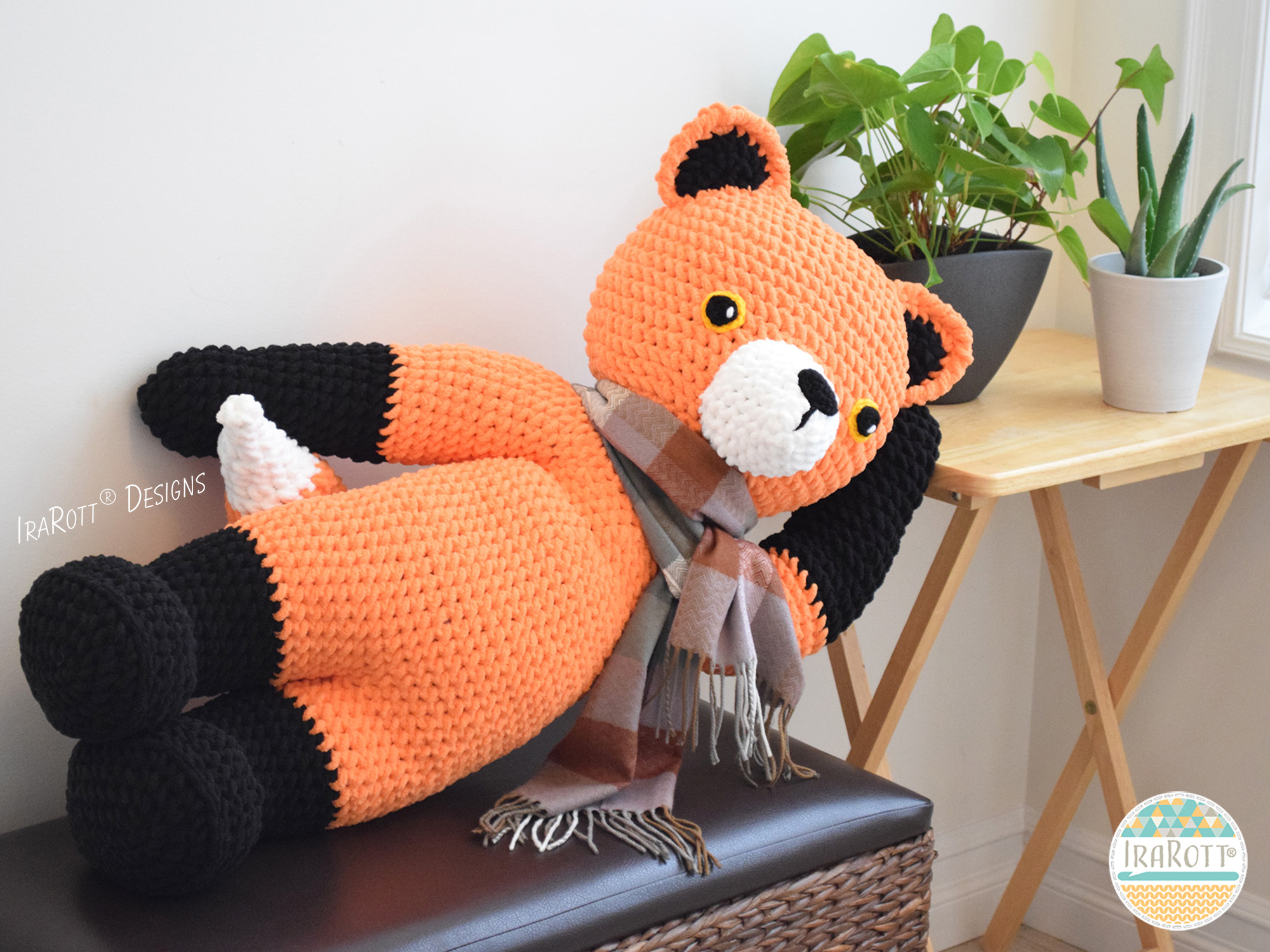 Crochet Ballerina Bunny - thefriendlyredfox.com | 1499x2000