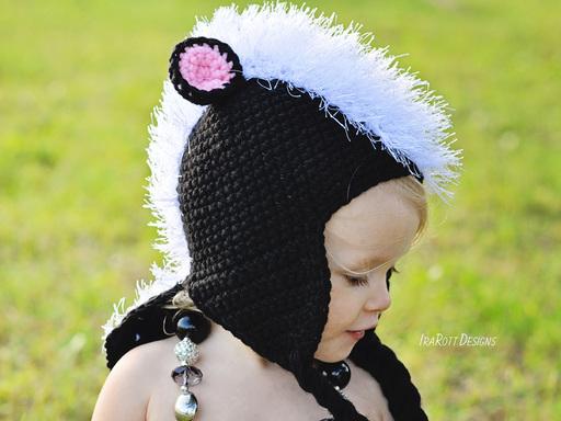 Crochet Hat 5.5